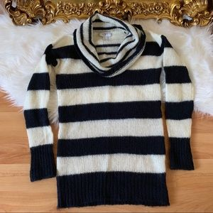 Ann Taylor Loft Soft Striped Sweater